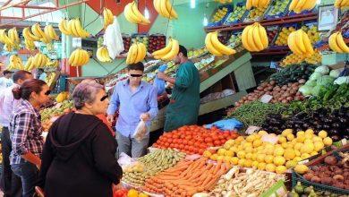 صورة وزارة الفلاحة : الأسواق ممونة جدا والأسعار أقل من رمضان الماضي