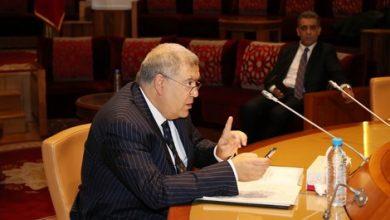 صورة تخصيص دورة برلمانية استثنائية للمصادقة على القوانين الانتخابية