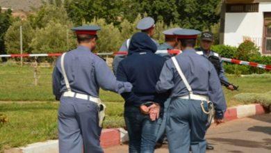 صورة إهانة قائد وخرق الطوارئ يقود شابا للسجن