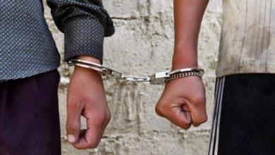 صورة اعتقال شقيقين بتهمة قتل امرأة قبيل الإفطار بضواحي تاونات