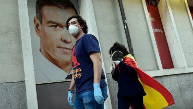 صورة الحكومة الإسبانية تعتزم تمديد حالة الطوارئ حتى 21 يونيو