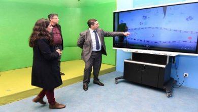 صورة أمزازي يستعرض حصيلة التعليم عن بعد ومخطط استكمال العام الدراسي