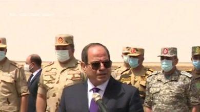 صورة طلب عاجل من السيسي للقوات الجوية لتنفيذ ضربات خارج مصر (فيديو)