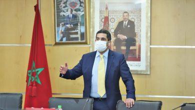 صورة أمزازي يكشف لـ«الأخبار» خطة وزارته لتنظيم الباكلوريا داخل المناطق المهددة بموجات إصابة