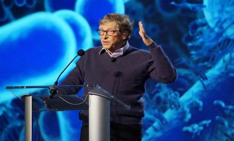 صورة بيل غيتس: 80 % من سكان العالم سيتعين عليهم تناول لقاح كورنا لتعود الحياة إلى طبيعتها