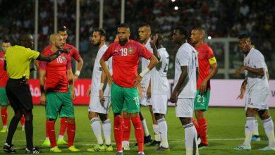 صورة «الفيفا» يدعو «الأسود» للمشاركة في البطولة العربية