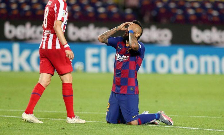 التفكك ينخر جسد برشلونة