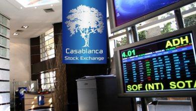 صورة خسائر بقيمة 100 مليار درهم في بورصة الدار البيضاء بسبب الأزمة الحالية