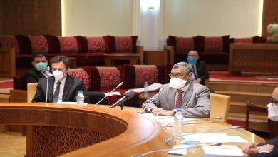 صورة لجنة المالية بمجلس النواب تصادق على الجزء الأول من قانون المالية المعدل