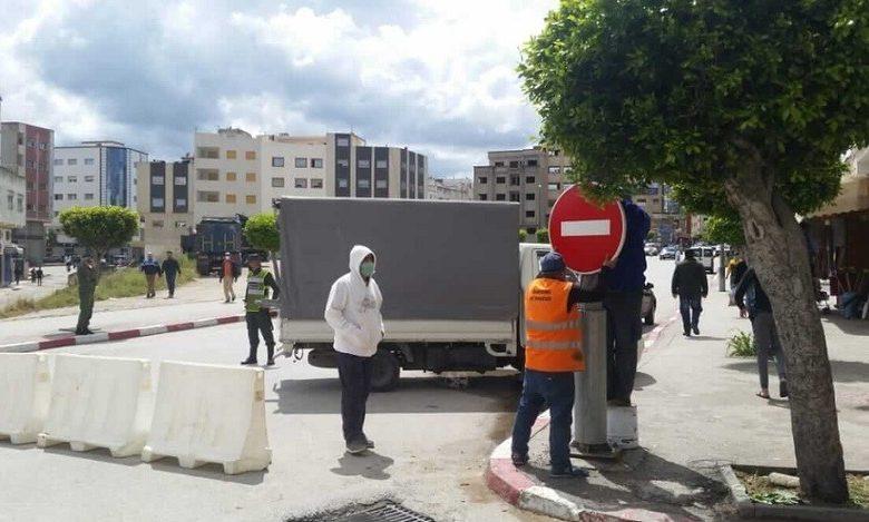 صورة سلطات طنجة تمنع مغادرة المدينة وتُلغي وثائق التنقل الاستثنائية