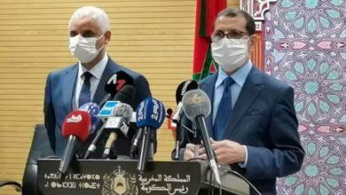 صورة العثماني: المغرب من أكثر البلدان أمنا بخصوص كورونا ولم نقرر فتح الحدود