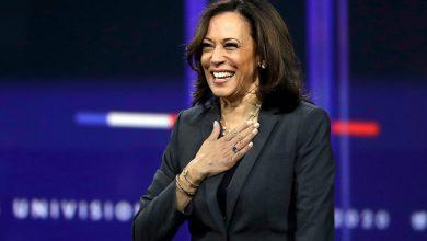 صورة من هي كامالا هاريس نائبة الرئيس الأمريكي المحتمل؟
