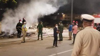"""صورة بالفيديو … عنف وشغب """"ليلة عاشوراء"""" ينتهي باعتقال 157 شخصا وجرح 17 شرطيا و11 من القوات العمومية"""
