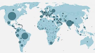 صورة منظمة الصحة العالمية تسجل تباطُؤاً عالميا في وتيرة انتشار كورونا