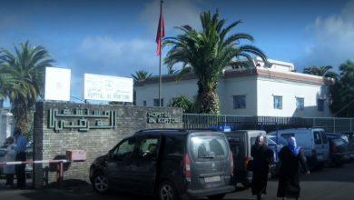صورة إفراغ مستشفى القرطبي بطنجة بعد تراجع عدد الإصابات بكورونا