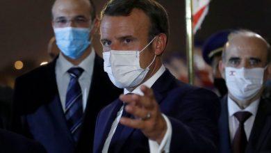 صورة ماكرون يتهم الساسة اللبنانيين بالخيانة ويمهلهم 6 أسابيع لتشكيل الحكومة