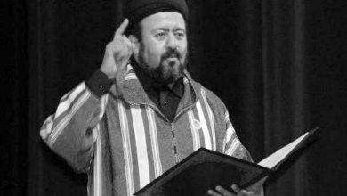 صورة وفاة الفنان المغربي أنور الجندي