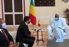 صورة دعم المغرب للانتقال السلس للسلطة بمالي وتعزيز الروابط الدينية محاور مُهِمّة بوريطة في باماكو