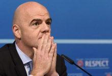 صورة إنفانتينو قلق بعد اضطراره تأجيل موعد  كأس العالم للأندية بسبب كورونا
