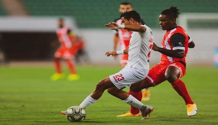 صورة حسنية أكادير يحسن ترتيبه عقب فوزه على الفتح الرياضي بهدفين لواحد