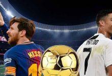 صورة لأول مرة منذ عشر سنوات.. ميسي ورونالدو خارج لائحة أفضل لاعب في أوروبا