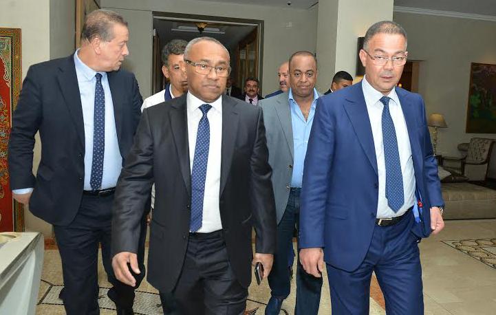 صورة المغرب يتقدم بطلب استضافة الجمعية العمومية للكاف ولقجع عينه على الرئاسة