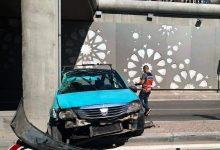 صورة مطالب بإيجاد حل لتكرار حوادث السير بأنفاق طنجة