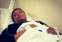 صورة وعكة صحية مفاجئة تدخل شيماء عبد العزيز للمستشفى
