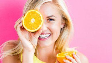 صورة قوي قلبك وعظامك ببرتقالة