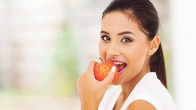 صورة التفاح لتفتيت الحصى ومحاربة الكوليسترول
