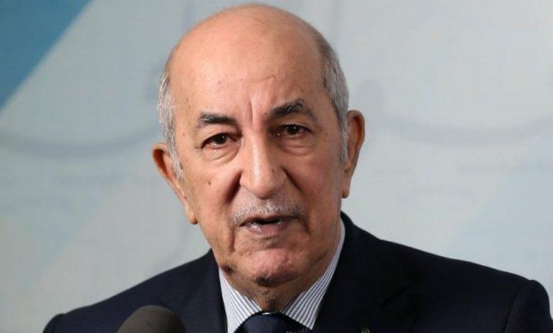 الرئاسة الجزائرية تتحدث عن الوضع الصحي لتبون وتتحاشى تأكيد أو نفي إصابته بكورونا