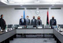صورة اتفاق ليبي بجنيف على التهدئة العسكرية واستئناف النقل والتنقل داخليا