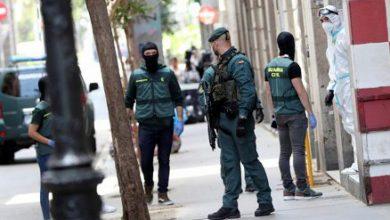 صورة بدعم من الأمن المغربي . . إسبانيا تفكك خلية إرهابية مرتبطة بالقاعدة