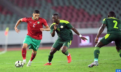 أسود،المنتخب الوطني،المغرب،السنغال