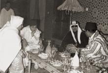 صورة محمد الأبيض : أجواء استقبالات الملك الراحل للزعماء الأجانب وهكذا انتقلت لتونس في 1969