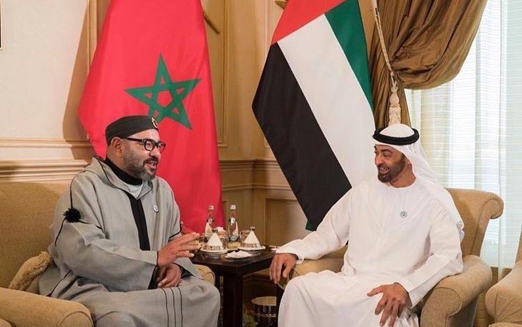 بلاغ للديوان الملكي: الإمارات العربية المتحدة تفتح قنصلية بمدينة العيون