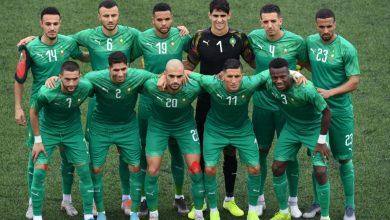 الخامس افريقياً والـ39 عالمياً . . المنتخب المغربي يحسن ترتيبه الشهري في تصنيف الفيفا
