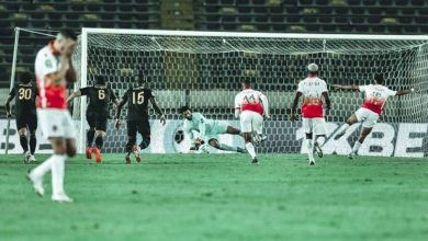 الوداد يخسر ذهاب نصف نهائي أبطال افريقيا أمام الأهلي بهدفين لصفر