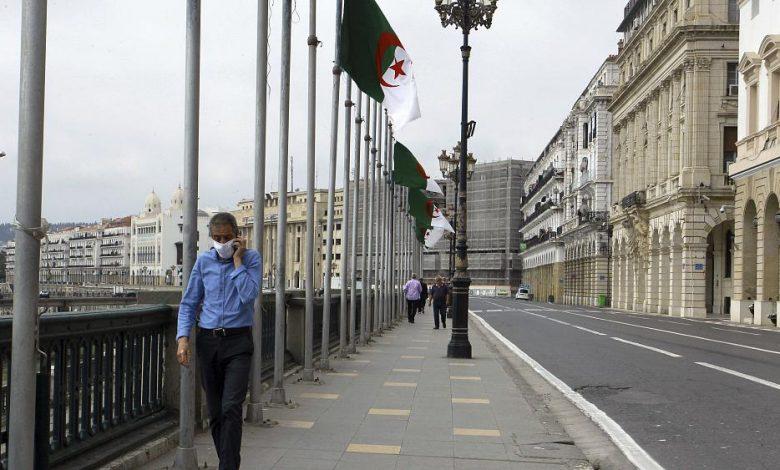 انكماش الاقتصاد الجزائري