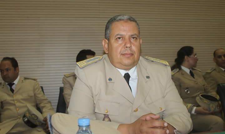 إصابة باشا الفقيه بن صالح بفيروس كورونا