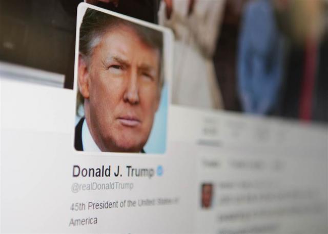 هذا الشخص نجح في اختراق حساب ترامب على تويتر وهذه هي كلمة السر