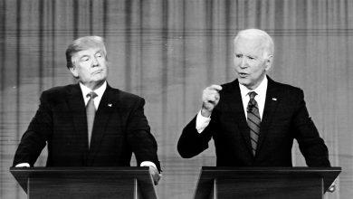 ترامب،بايدن،تنازع،مناظرة،انتخابات