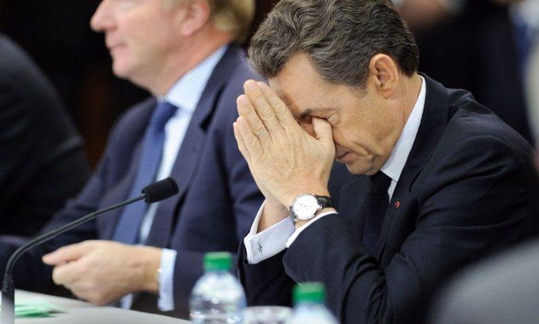 تهمة جديدة لنيكولا ساركوزي