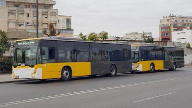 400 حافلة جديدة للنقل الحضري ـ الدار البيضاء