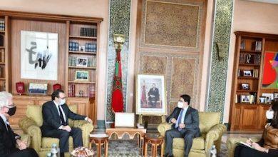 إشادة أمريكية بدور المغرب في تحقيق السلام في إفريقيا وتأكيد على التنسيق المشترك ضد كورونا