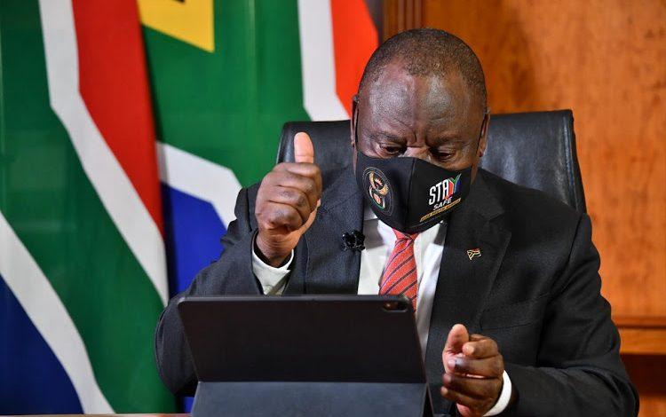 إخضاع رئيس جنوب إفريقيا للحجر الصحي بعد مخالطته لمصاب بفيروس كورونا