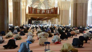 """صورة """"الأخبار"""" ترصد أجواء أول صلاة الجمعة بعد إعادة فتح مساجد المملكة"""