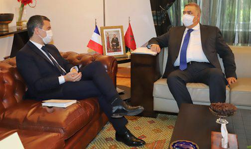 الإسلام والهجرة والإرهاب محاور مباحثات وزير الداخلية الفرنسي مع مسؤولين مغاربة