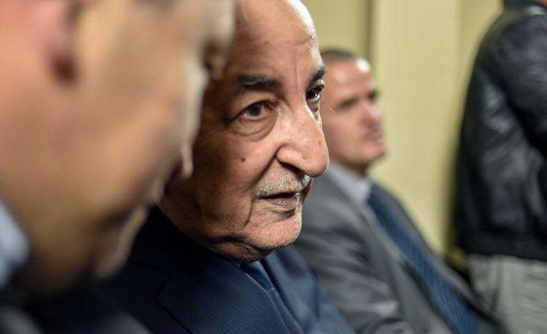 نقل الرئيس الجزائري إلى مستشفى عسكري قبل انتهاء فترة عزله الصحي