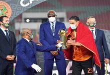 تتويج نهضة بركة بكأس الكونفدرالية الإفريقية على حساب بيراميدز المصري
